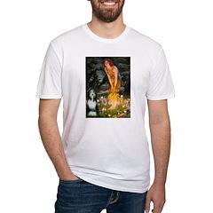 Fairies / Bearded Collie Shirt