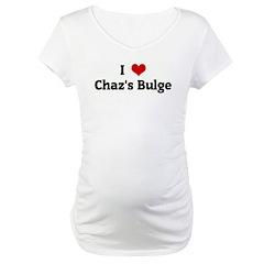 I Love Chaz's Bulge Shirt