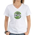 Politie Rotterdam Women's V-Neck T-Shirt