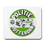 Politie Rotterdam Mousepad