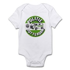 Politie Rotterdam Infant Bodysuit