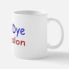 Curl Up & Dye Mug