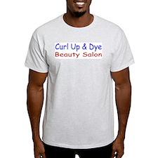 Curl Up & Dye T-Shirt