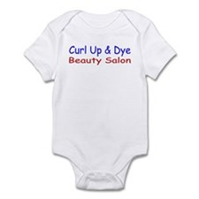 Curl Up & Dye Infant Bodysuit