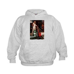 Accolade / Bearded Collie Hoodie