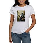 Pitcher / Bearded Collie Women's T-Shirt