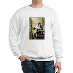 Pitcher / Bearded Collie Sweatshirt