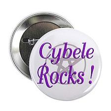 Cybele Rocks ! Button