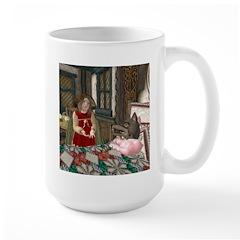 Little Red Riding Hood (At Grandma's) Mug
