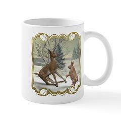 Bambi On Ice Mug