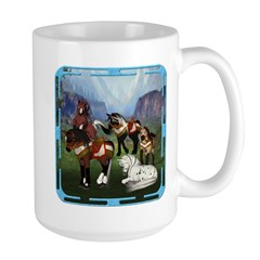 All the Pretty Little Horses Mug