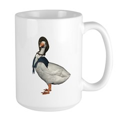 Mother Goose (The Goose) Mug