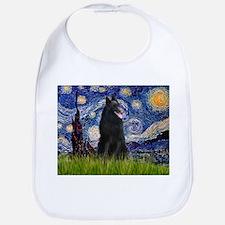 Starry Night /Belgian Sheepdog Bib