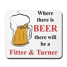 Fitter & Turner Mousepad