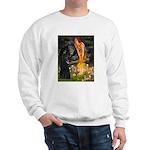 Fairies /Belgian Sheepdog Sweatshirt