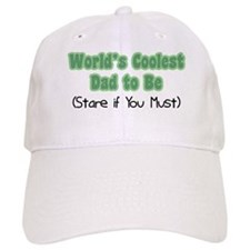 World's Coolest Dad to Be Baseball Cap