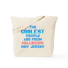 Coolest: Millburn, NJ Tote Bag