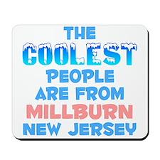 Coolest: Millburn, NJ Mousepad