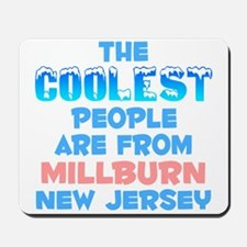 Coolest: Millburn, NJ Mousepad
