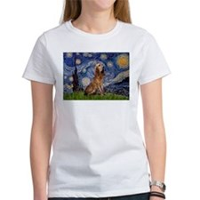 Starry Night Bloodhound Tee