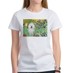 Irises & Bolognese Women's T-Shirt