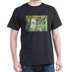 Irises & Bolognese Dark T-Shirt