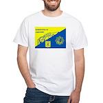 Gemeentepolitie Zandvoort White T-Shirt