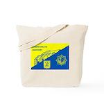 Gemeentepolitie Zandvoort Tote Bag