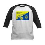 Gemeentepolitie Zandvoort Kids Baseball Jersey
