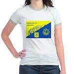 Gemeentepolitie Zandvoort Jr. Ringer T-Shirt
