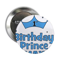 Max 1st Birthday Prince! 2.25