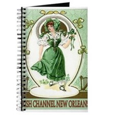 Irish Channel Woman Journal