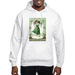 Irish Channel Woman Hooded Sweatshirt