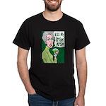Kiss My Irish Arse Dark T-Shirt