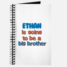 Ethan - Going to be Big Broth Journal