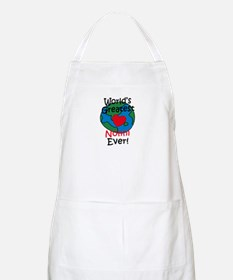 World's Greatest Nonni BBQ Apron