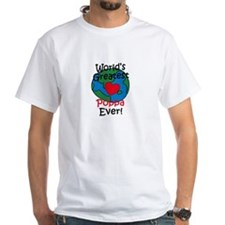 World's Greatest Poppa Shirt