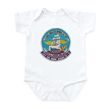 USS BON HOMME RICHARD Infant Bodysuit