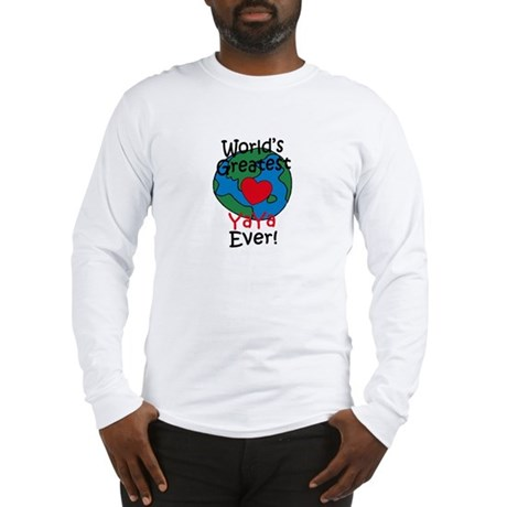World's Greatest YaYa Long Sleeve T-Shirt