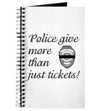Police Give More Journal