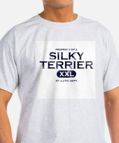 Property of Silky Terrier T-Shirt