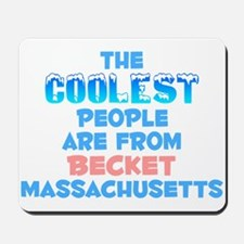 Coolest: Becket, MA Mousepad