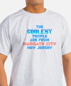 Coolest: Margate City, NJ T-Shirt
