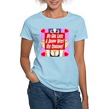 No Girl Likes A Drippy Wick U T-Shirt