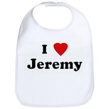 I Love Jeremy Bib