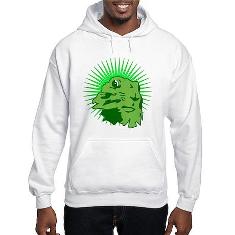 Dramatic Chipmunk Hooded Sweatshirt