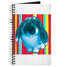 Pop Bunny Journal