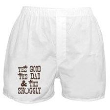 The Good, The Dad, & The Snuggly Boxer Shorts