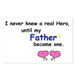 FATHER HERO Postcards (Package of 8)