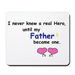 FATHER HERO Mousepad